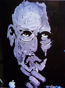 Steve Jobs by Eric Wahl